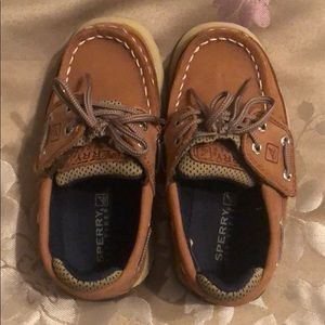 Toddler Sperry Topsider Shoes